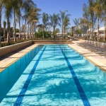 The Plaza Irvine Lap Pool