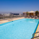 3000 The Plaza Rooftop Pool