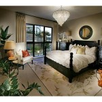 Master Bedroom, Model Home Only