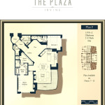 The Plaza - Plan F